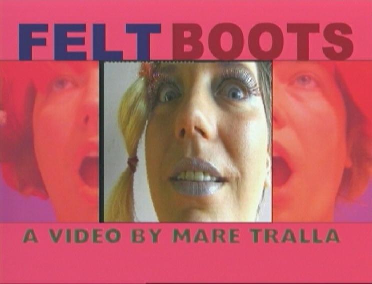 Feltboots